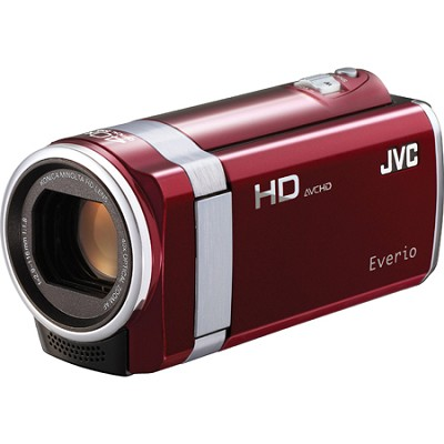 GZ-HM450US Full HD Memory Camcorder Red