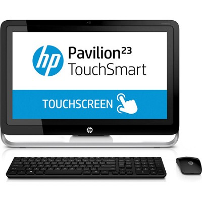 Pavilion TouchSmart 23-h150 23` HD All-in-On PC - AMD A10-6700T Processor