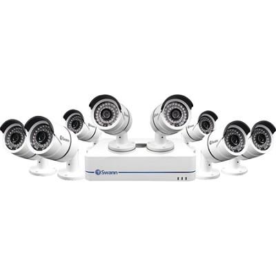 NVR8-7085 Network Video Recorder  & 8 x NHD-806 720p Cameras