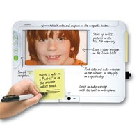 Audio/Video Homebase Message Center and Digital Picture Frame