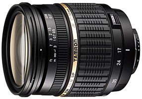 17-50mm f/2.8 XR Di-II LD As[IF] SP AF Zoom Lens for Canon EOS - REFURBISHED