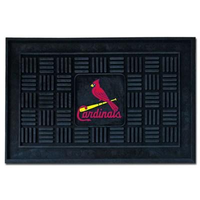 MLB St. Louis Cardinals Vinyl Heavy Duty Door Mat