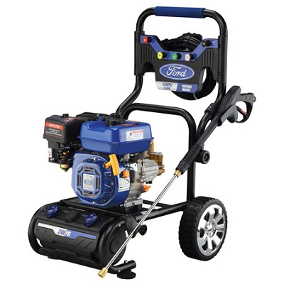 Gas Powered Pressure Washer, 3100PSI - FPWG3100H-J