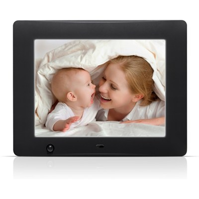 W08A 8` Wi-Fi Cloud Digital Photo Frame (nixplay) - OPEN BOX