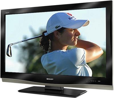 LC-37D62U - AQUOS 37` High-definition 1080p LCD TV