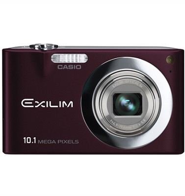 Exilim EX-Z100 10.1MP Digital Camera with 2.7` LCD (Brown) - OPEN BOX