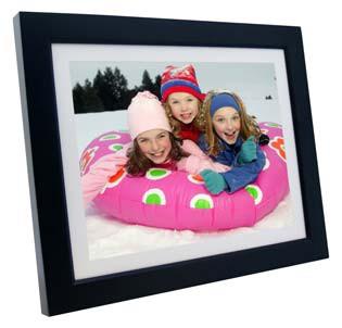 APD150 15.0` LCD Digital Photo Frame