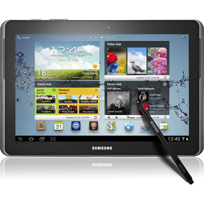 Galaxy Note 10.1 Tablet (32GB, WiFi, Deep Grey)