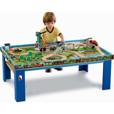 Thomas & Friends Wooden Railway Island of Sodor Play Table