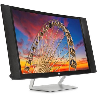 Pavilion 27c 27-inch Full HD 16:9 1920 x 1080 Curved Monitor