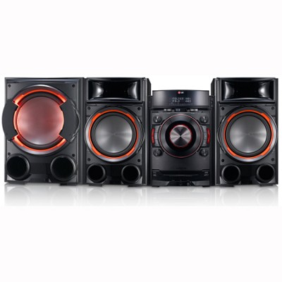 1200 Watt Bluetooth Mini Stereo System (CM8430) - OPEN BOX
