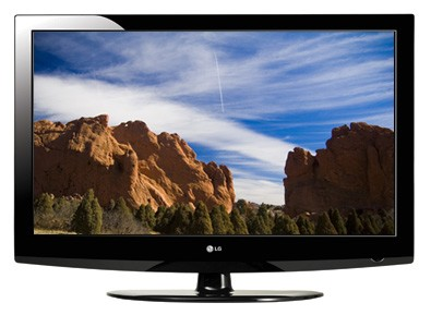 26LG30 - 26` High-definition LCD TV
