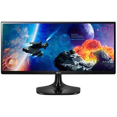 25UM56 25` 21:9 2560x1080 Resolution UltraWide IPS LED Gaming Monitor