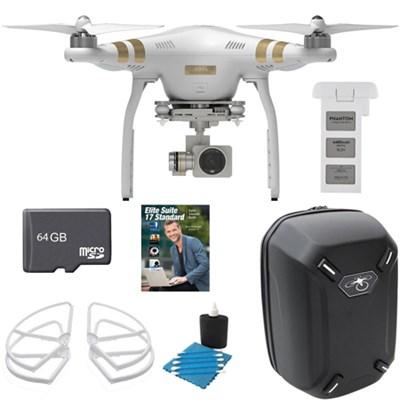 Phantom 3 Professional Quadcopter Drone w/ 4K Camera Professional Fly Experience