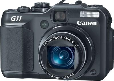 Powershot G11 10 Megapixel Digital Camera