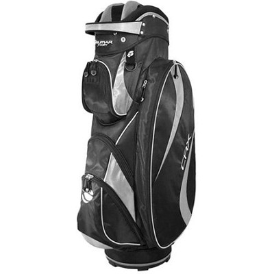 CRX Cart Bag - Silver/Black