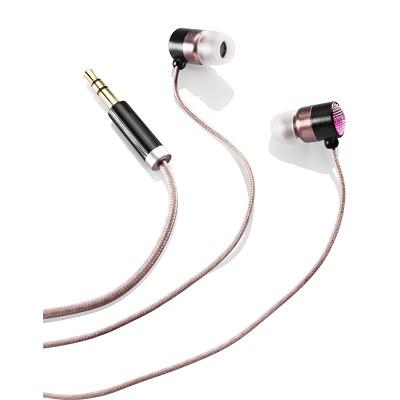 MZX736PK Bliss Platinum Series Headphones - Pink