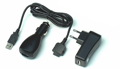 Gear To Go Power Kit for Ipaq Pda's - USB Sync & Charge, Car & AC Adapter