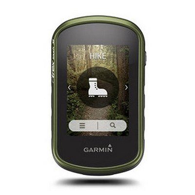 eTrex Touch 35t Color Touchscreen GPS/GLONASS Handheld, Preloaded TOPO Maps