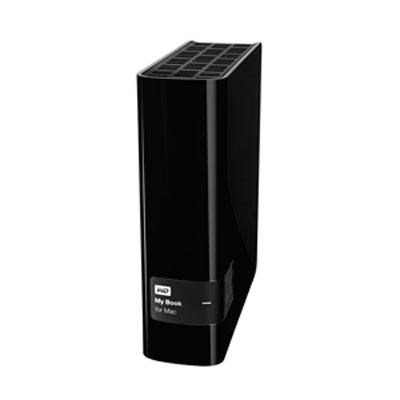 4TB My Book for Mac Desktop External Hard Drive - WDBYCC0040HBK-NESN