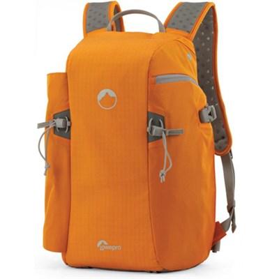 Flipside Sport 15L AW DSLR Camera Photo Daypack Backpack (Orange/Light Grey)