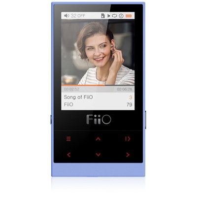 M3 Digital Portable Music Player - Blue