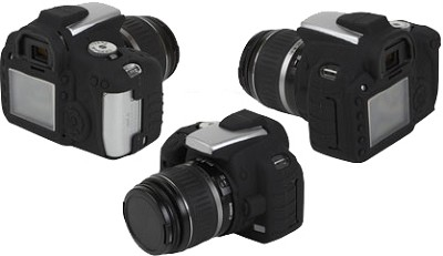 DDSPROC500D-B Professional Snug-it Camera Skins for EOS Rebel T1I and XSI