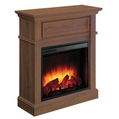 Comfort Glow Briarton Remote Control Electric Fireplace - EF5568RKD