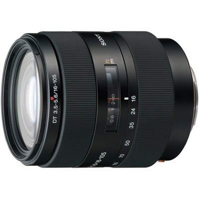 SAL16105 - 16-105mm f/3.5-5.6 Wide-Range Zoom Lens - OPEN BOX