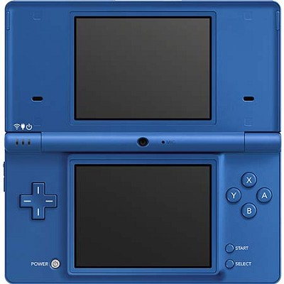 DSi Portable Gaming Console - Matte Royal Blue