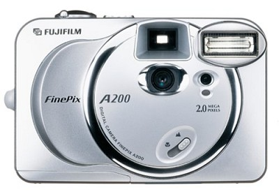 FINEPIX A200 DIGITAL CAMERA