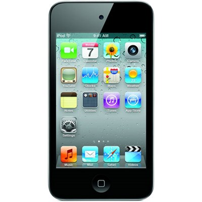 iPod touch 32GB Black (4th Generation) Refurbished