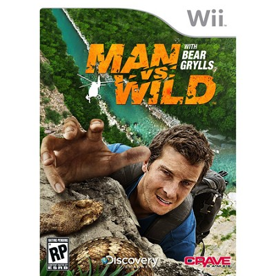 Man vs Wild for Nintendo Wii