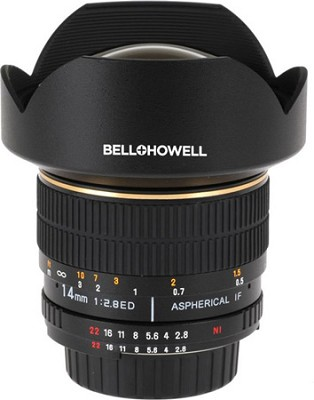 14mm f/2.8 IF ED MC Aspherical Super Wide Angle  Lens for Sony DSLR Cameras