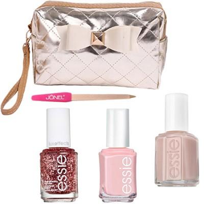 Pretty in Pink Lush Life Nail Polish Bundle - BONUS 5pc Set