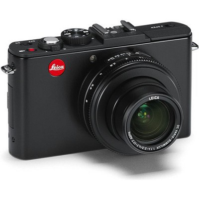 D-LUX 6 Digital Camera (Black)