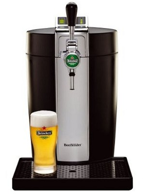 BeerTender from Heineken - B90 Home Beer-Tap System