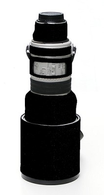Lens Cover for the Canon 300mm IS f/4.0 Lens - Black
