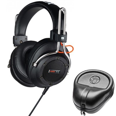 Semi-Open Professional Dynamic Headphones w/ Slappa HardBody Headphone Case