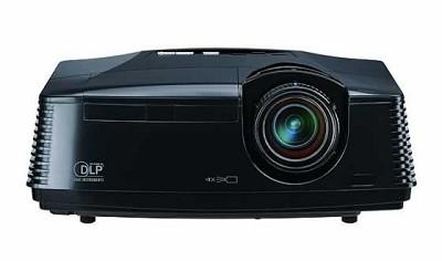 HC4000 Full HD 300-Inch 1080p DLP Projector