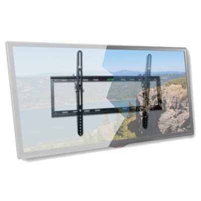 Ultra Slim Universal Flat/Tilt TV Wall Mount for 32`-60` Flat Screens - OPEN BOX