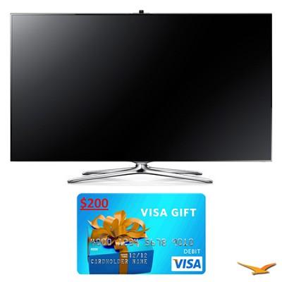 UN46F7500 46` 1080p 240hz 3D Smart WiFi LED HDTV Bundle
