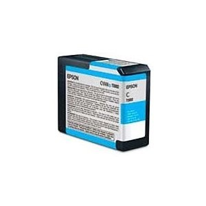 Cyan UltraChrome K3 Ink Cartridge (80ml) for Stylus 3800