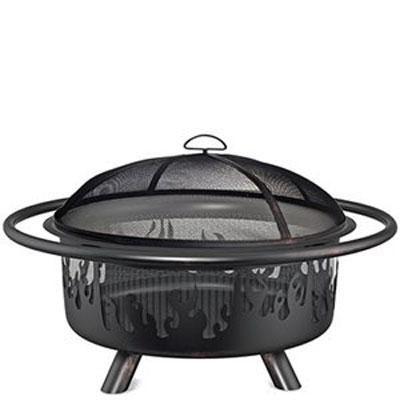 25.4`H Wood Burning Firebowl