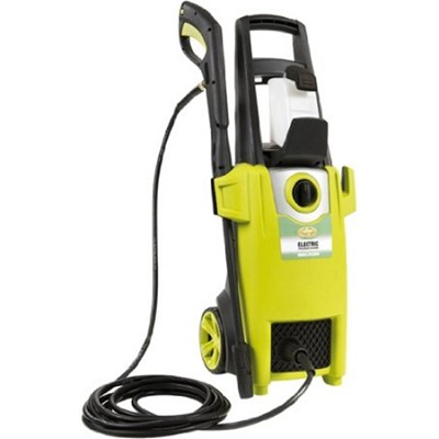 Sun Joe SPX2000 1740 PSI 1.59 GPM Electric Pressure Washer, 12.5-Amp