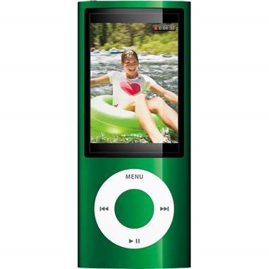 iPod Nano 8GB MP3 Player and Media Player (Green)
