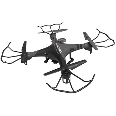 Zero Gravity High Flying WiFi 720p HD Talon Black Drone