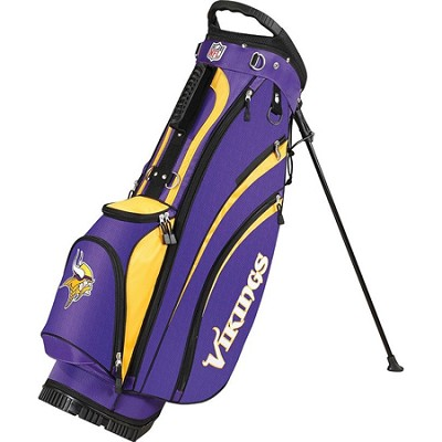 NFL Minnesota Vikings Golf Carry Bag