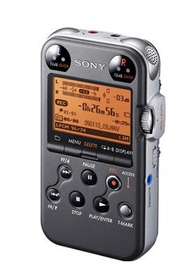 PCM-M10 Digital Audio Recorder (Matte Black) - OPEN BOX