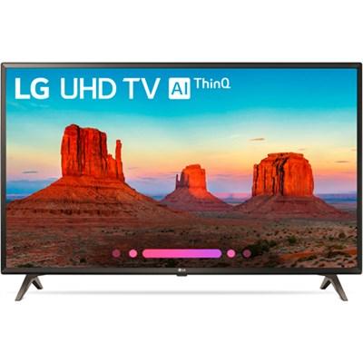 43UK6300PUE 43` Class 4K HDR Smart LED AI UHD TV w/ThinQ (2018 Model)